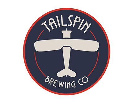 Tailspin Brewing Co Logo