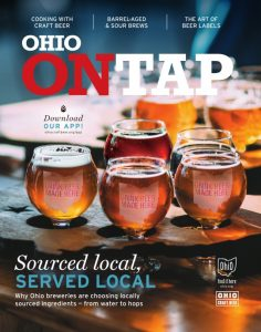 Ohio On Tap magazine (2017 edition)