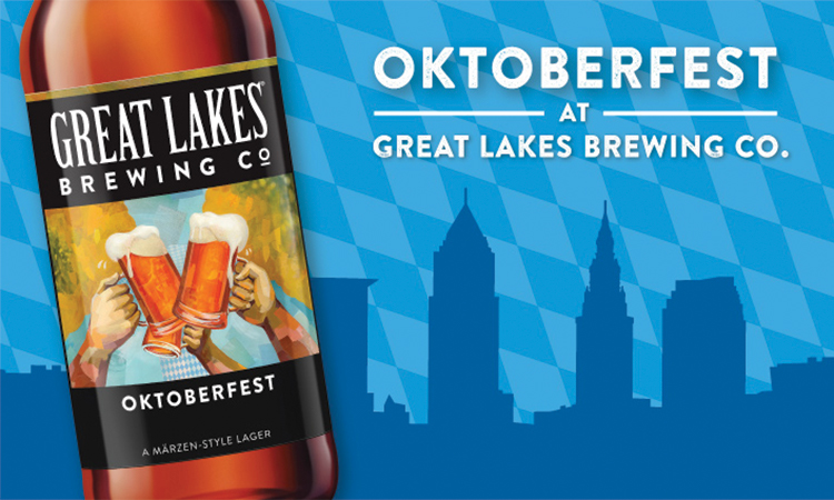 Great Lakes Oktoberfest celebration, September 8 2018