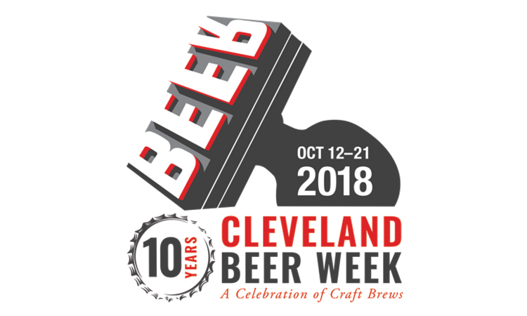 10th Annual Cleveland Beer Week - A Celebration of Craft Brews, Oct. 12-21, 2018