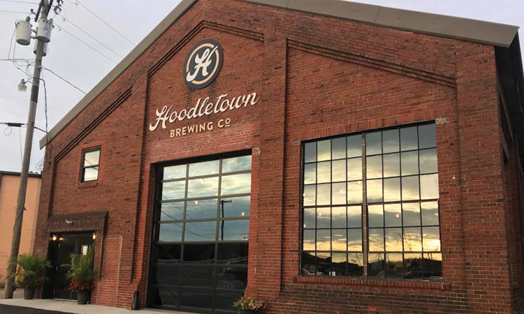 Hoodletown Brewing Co. exterior