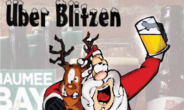 Maumee Bay Brewing Co. - Uber Blitzen