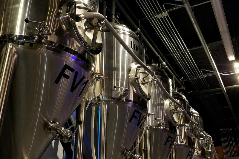 Missing Falls Brewery Tanks