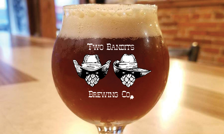Two Bandits - The Dublin Irish red ale
