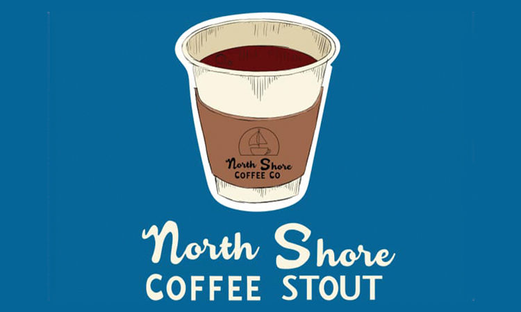 Buckeye Lake Brewery North Shore Coffee Stout