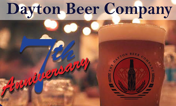 Dayton Beer Company 7th Anniversary