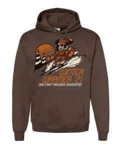 Winter Warmer '21 hoodie