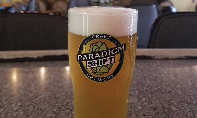 Paradigm Shift Brewing