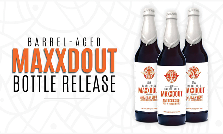 Yellow Springs Brewery - Barrel-Aged Maxxdout Bottle Release
