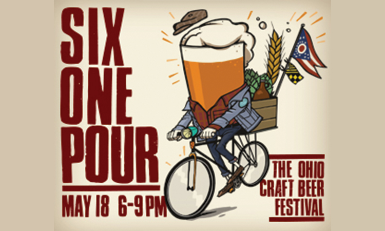 Six One Pour: The Ohio Craft Beer Festival - May 18, 6-9 p.m.