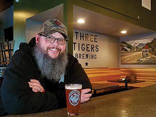 Patrick Gangwer - Three Tigers Brewing
